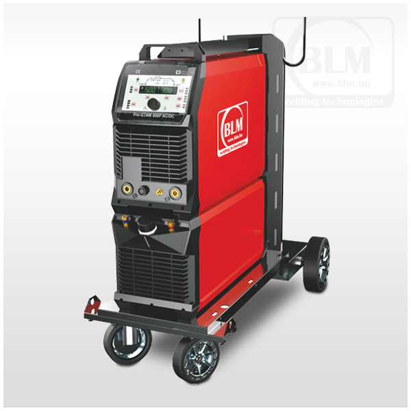 BLM PRO Smart TIG AC/DC Pulse MW 4000 hegesztő inverter