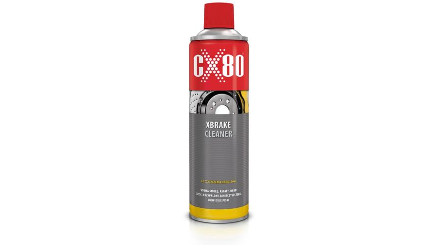 CX-80 féktisztító spray 500ml