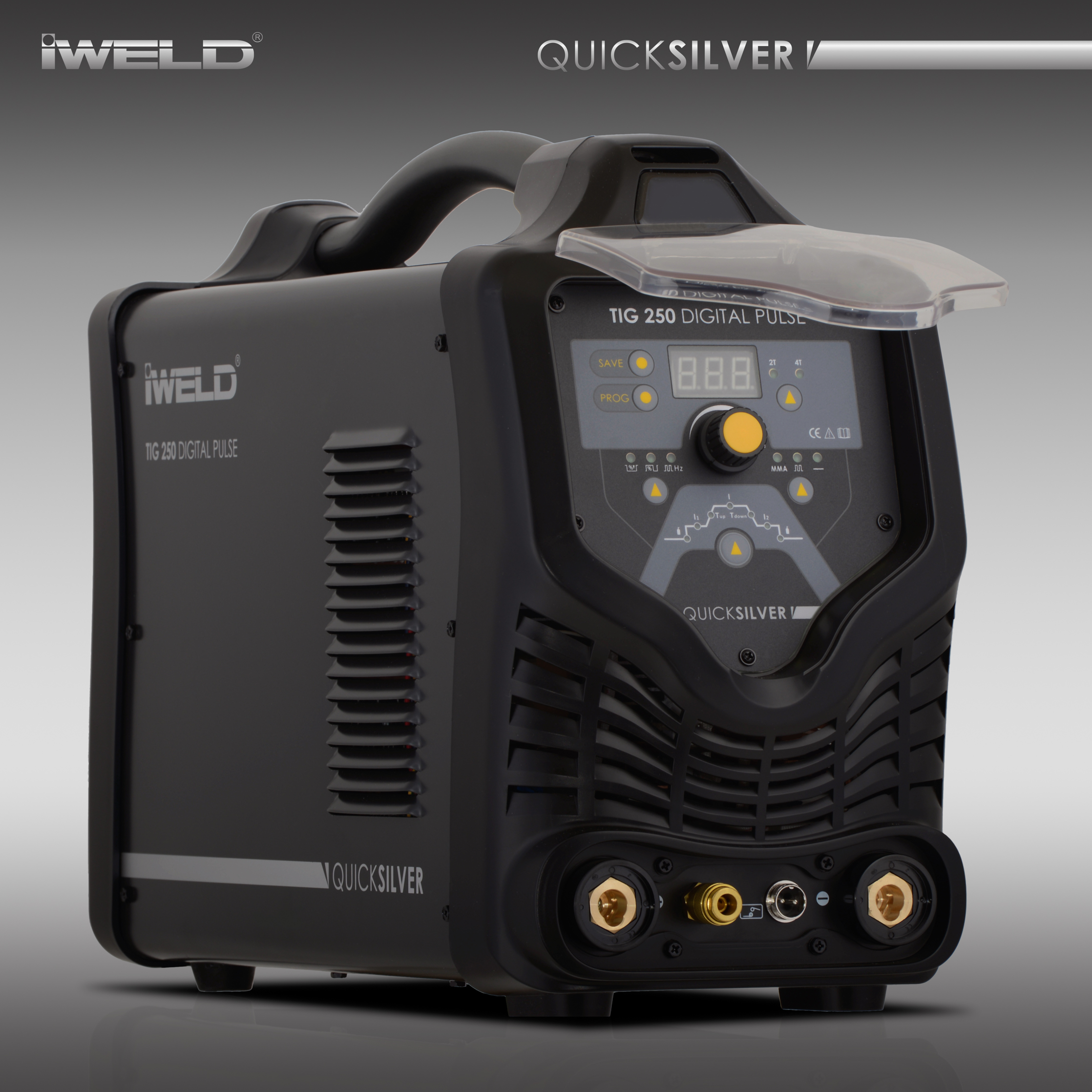 IWELD TIG 250 Digital Pulse Hegesztő inverter